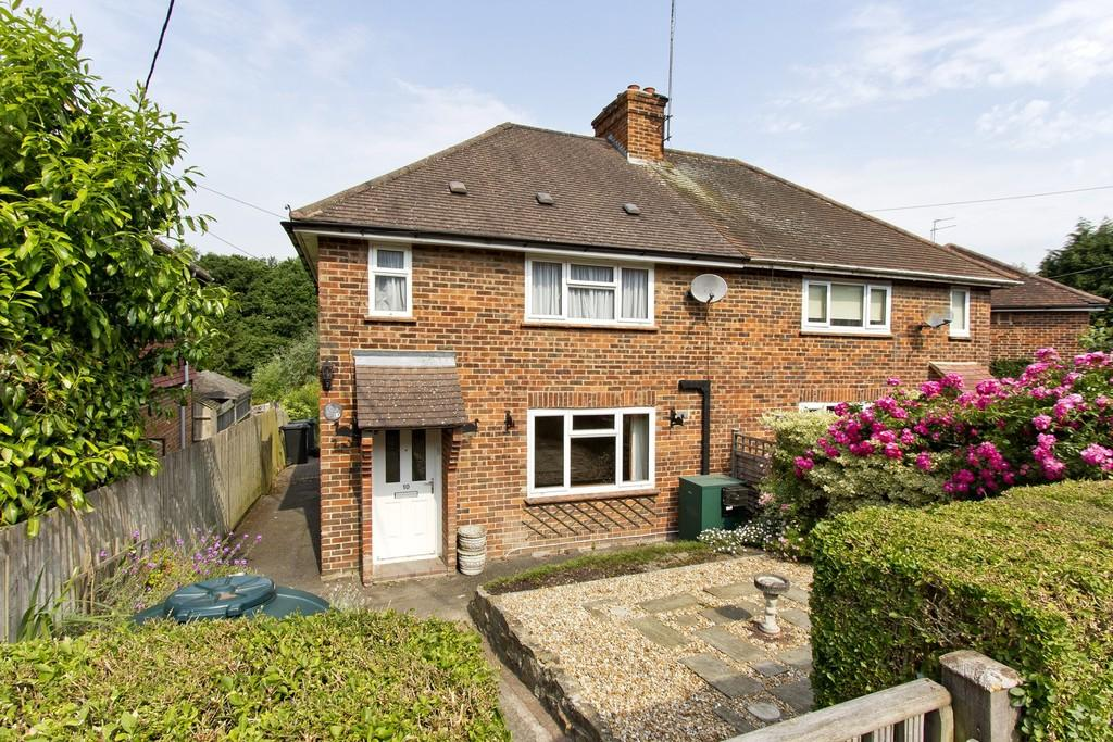 3 Bedrooms Semi Detached House for sale in Old Forge Lane, Horney Common, Uckfield