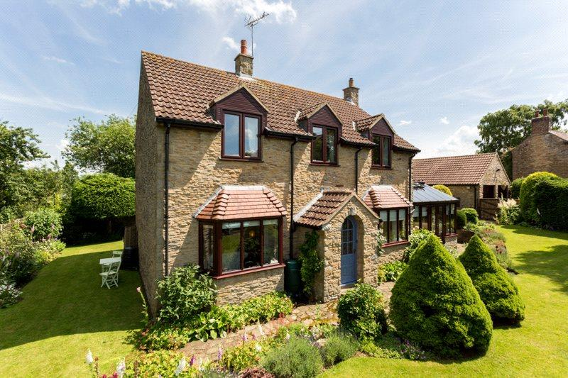 4 Bedrooms Detached House for sale in South Back Lane, Terrington, York, North Yorkshire, YO60
