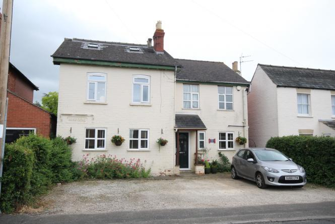 5 Bedrooms Detached House for sale in Old Post Office, The Reddings, Cheltenham, GL51 6RY