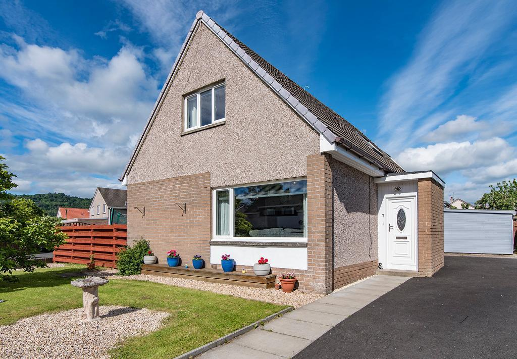 5 Bedrooms Detached House for sale in Churchill Drive, Bridge of Allan, FK9 4TD