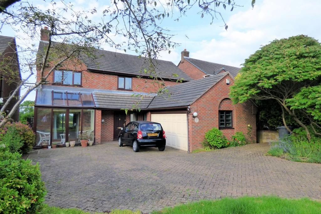 4 Bedrooms Detached House for sale in Stubby Lane, Draycott-in-the-Clay