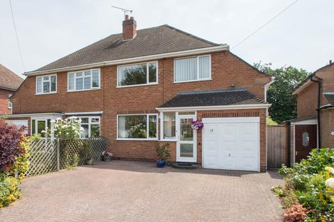 3 bedroom semi-detached house for sale - Ufton Close, Shirley, Solihull