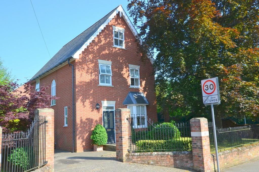 5 Bedrooms Detached House for sale in Rosehill Road, Ipswich