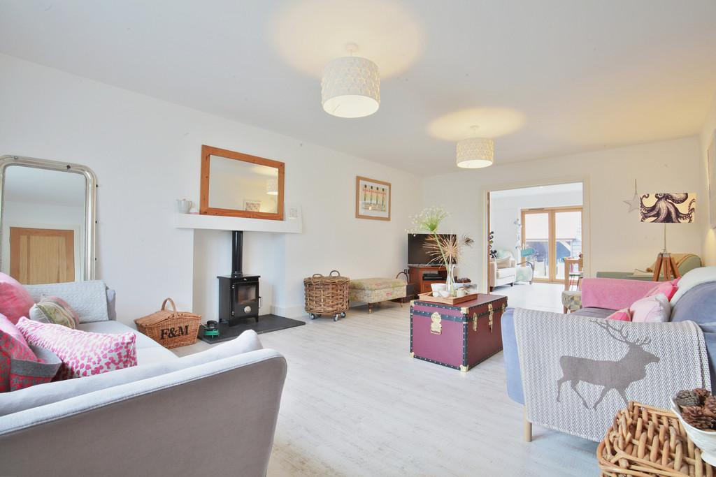 4 Bedrooms Detached House for sale in Hartford End, Felsted
