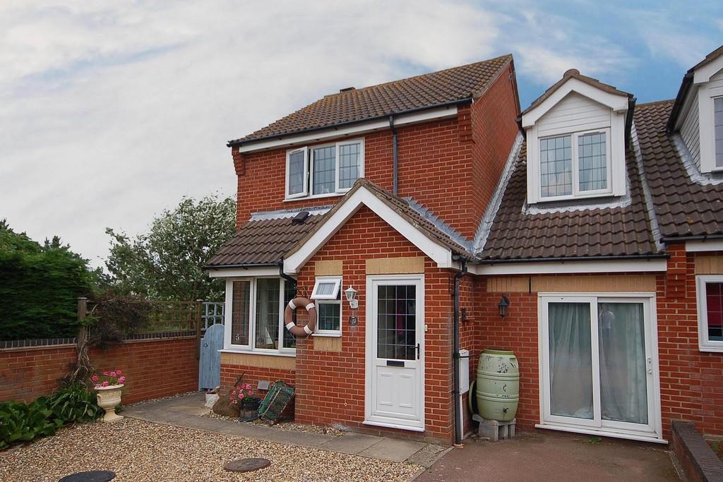 4 Bedrooms Semi Detached House for sale in Hardingham Drive, Sheringham