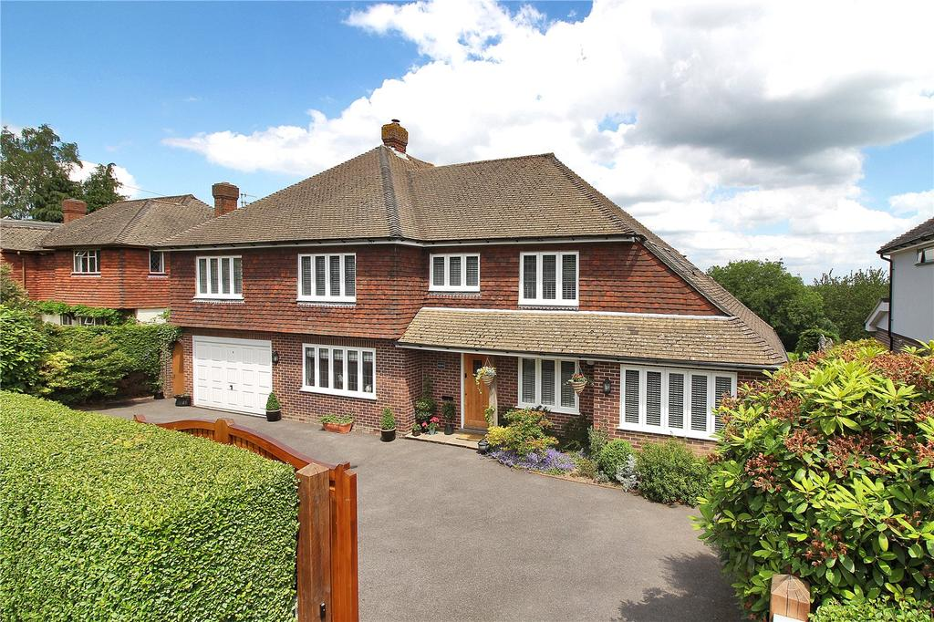 4 Bedrooms Detached House for sale in Vicarage Road, Southborough, Tunbridge Wells, Kent, TN4