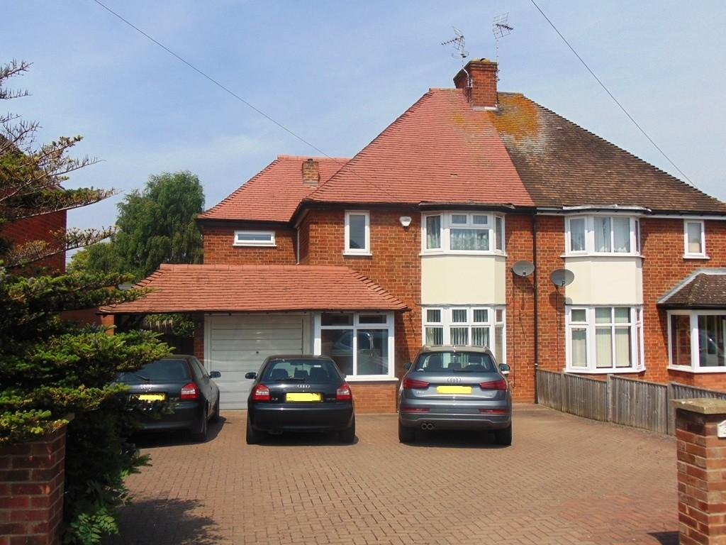 4 Bedrooms Semi Detached House for sale in Offenham Road, Evesham