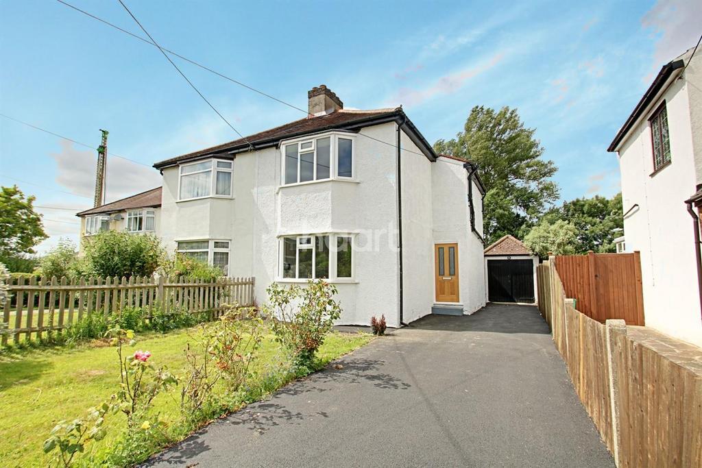 3 Bedrooms Semi Detached House for sale in Church Road, Biggin Hill