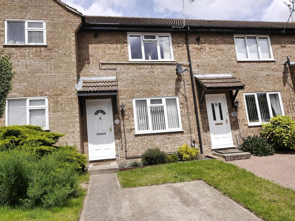 2 Bedrooms Terraced House for sale in Buttercup Close, Ipswich