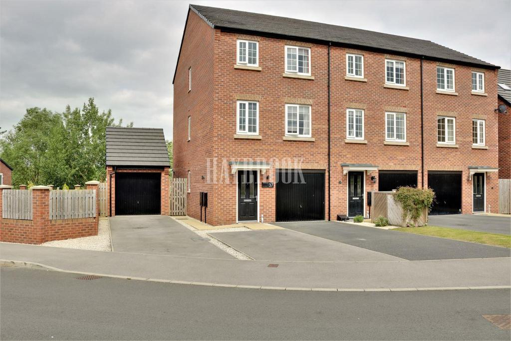 4 Bedrooms End Of Terrace House for sale in Red Kite Avenue, Wath upon Dearne