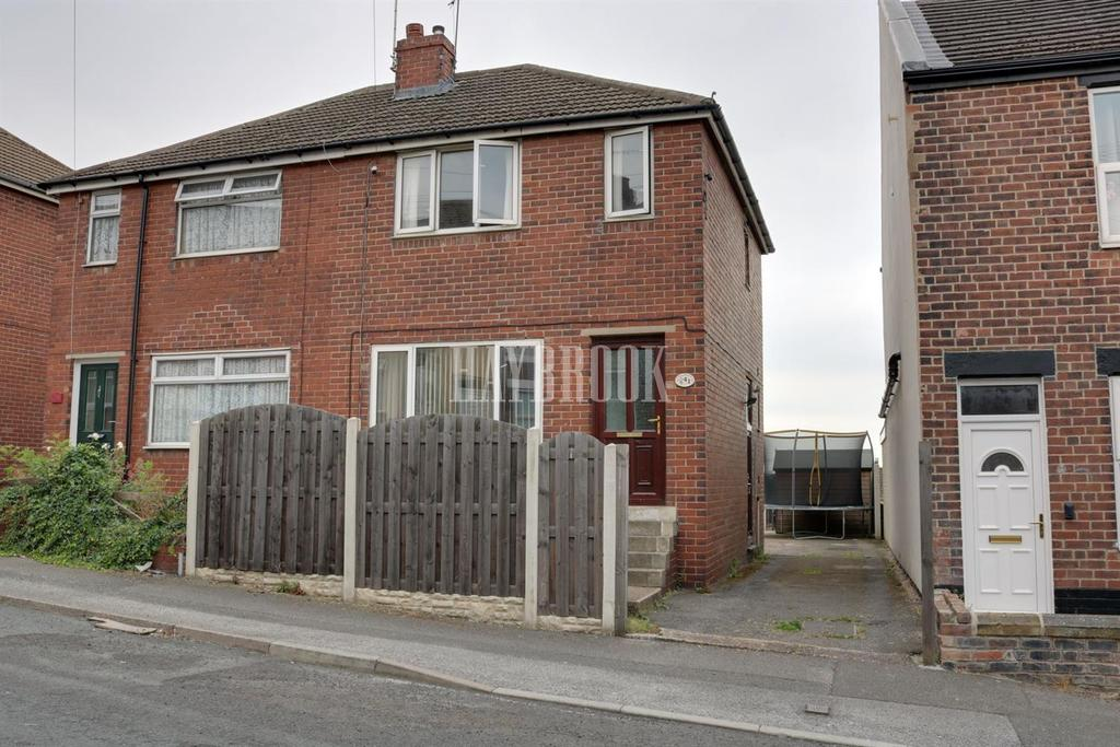 2 Bedrooms Semi Detached House for sale in Claremont Street, Kimberworth