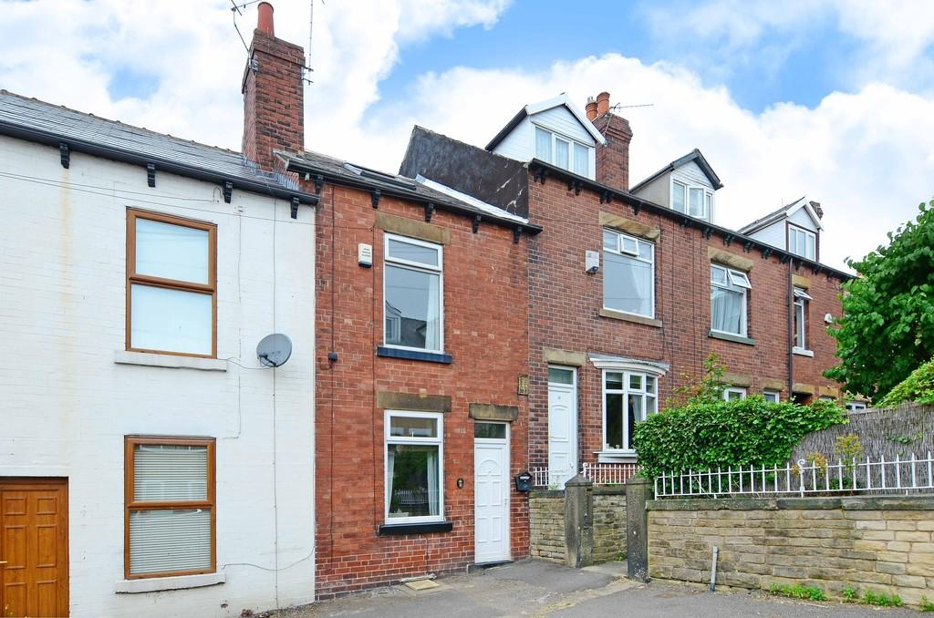 3 Bedrooms Terraced House for sale in Vernon Terrace, Crosspool