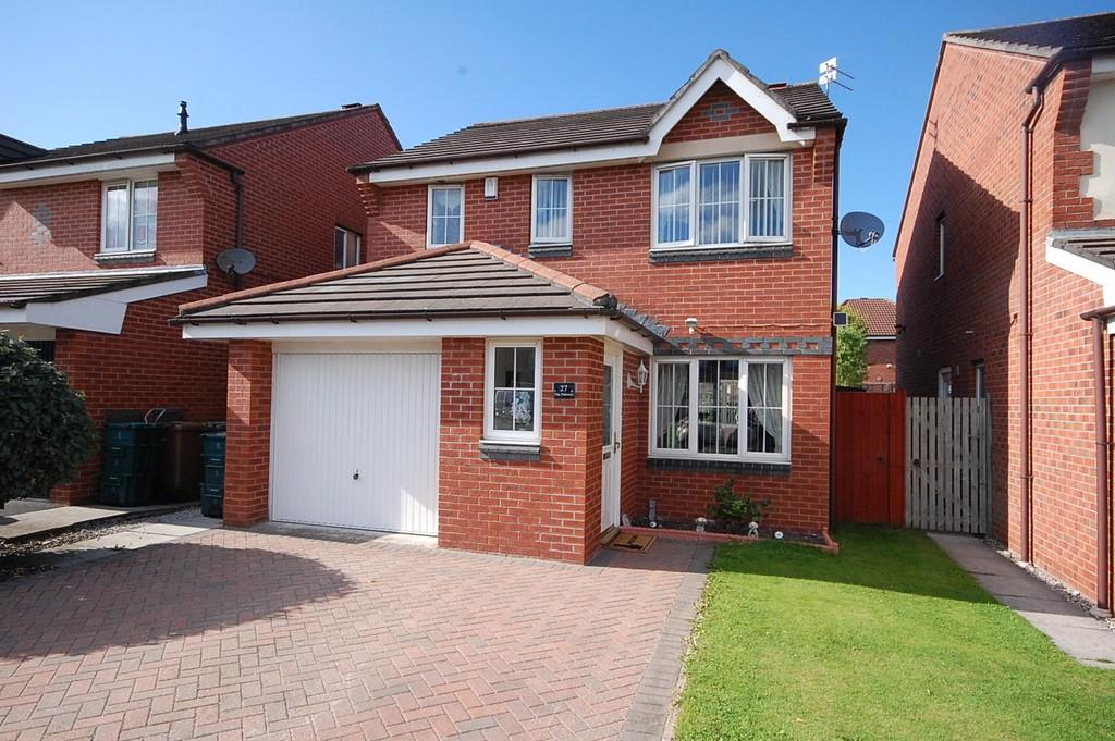 3 Bedrooms Detached House for sale in The Pastures, New Bold, St. Helens