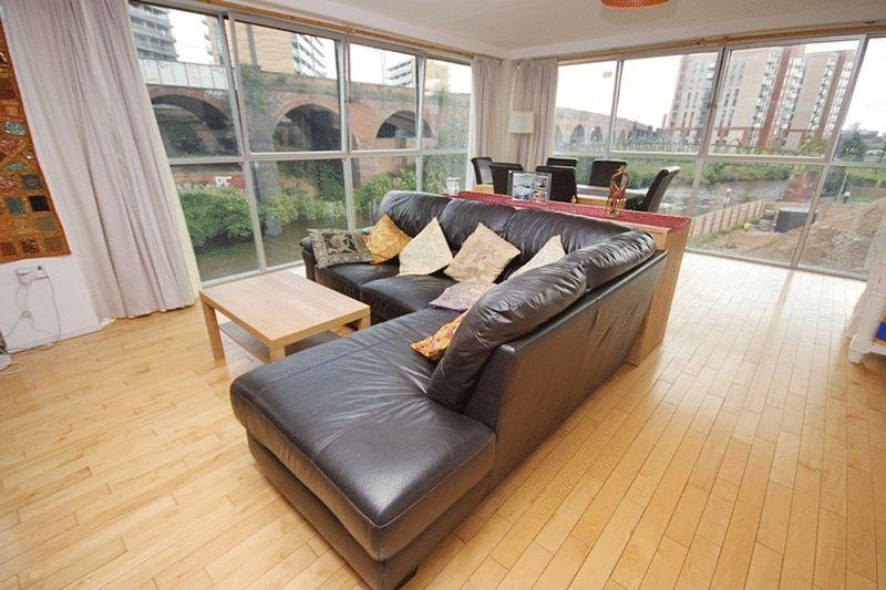 2 Bedrooms Apartment Flat for sale in The Mill, South Hall Street, Salford