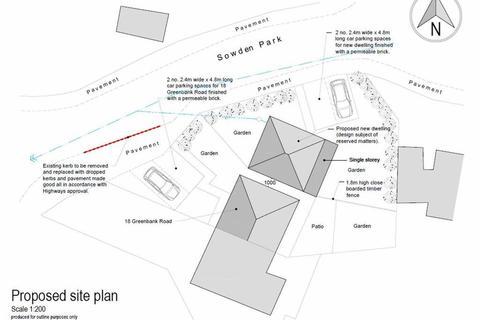 Land for sale - Greenbank Road, Barnstaple