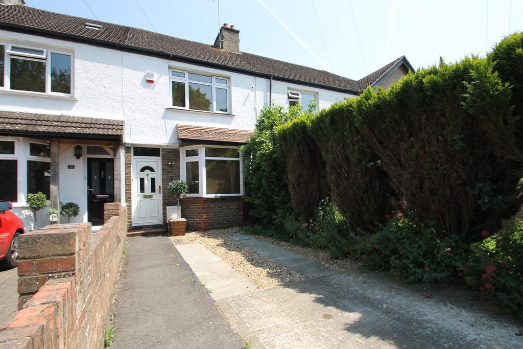 4 Bedrooms Terraced House for sale in Hill Barn Lane, Worthing BN14 9QB