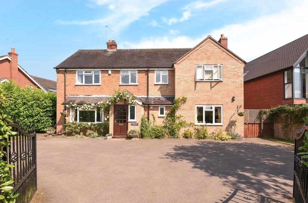 4 Bedrooms Detached House for sale in Haye Lane, Mappleborough Green