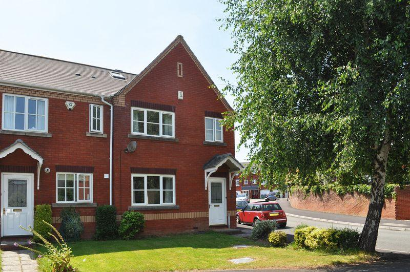 3 Bedrooms End Of Terrace House for sale in Clyst Heath