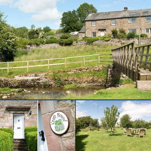3 bedroom semi-detached house for sale - Croft House, Maulds Meaburn, Penrith
