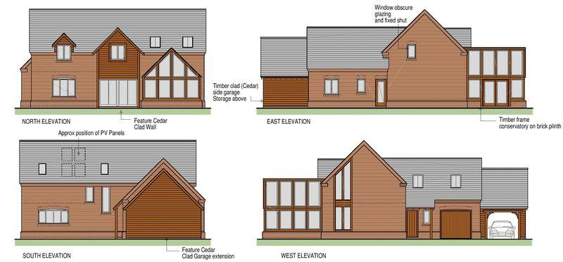 4 Bedrooms Land Commercial for sale in Cuddington, Nr. Malpas