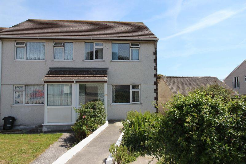 3 Bedrooms End Of Terrace House for sale in Eliot Court, Newquay