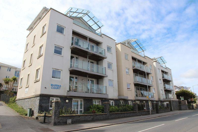 2 Bedrooms Retirement Property for sale in Mount Wise, Newquay