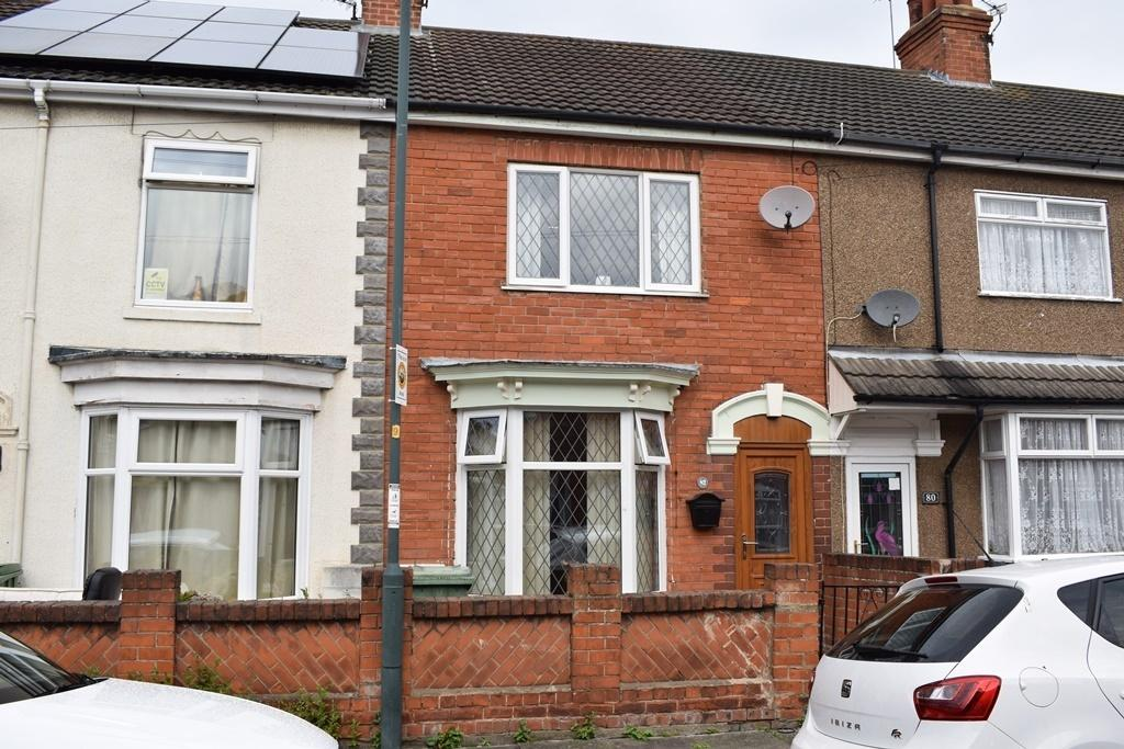 2 Bedrooms Terraced House for sale in James Street, Grimsby