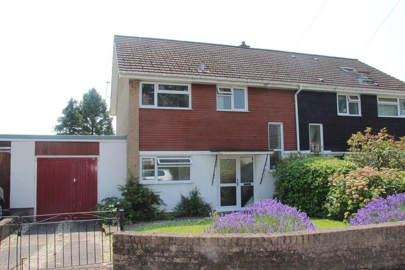 3 Bedrooms Semi Detached House for sale in Sedbury, Chepstow
