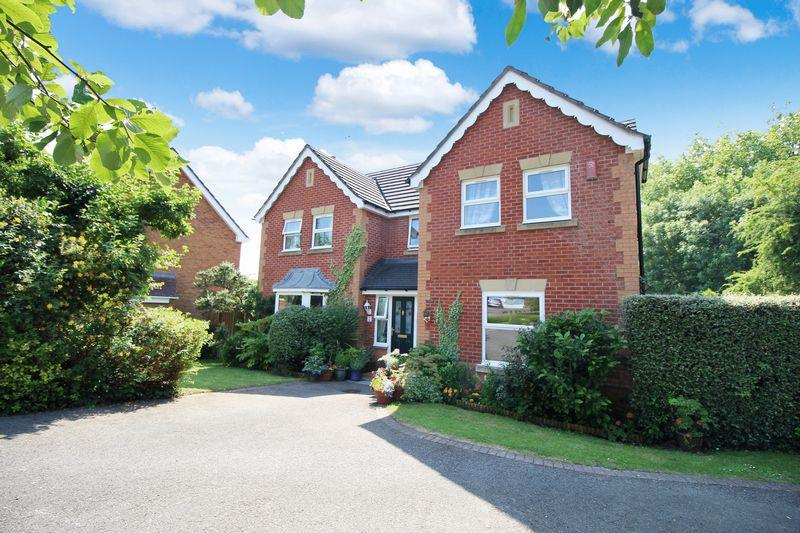 4 Bedrooms Detached House for sale in The Glen, Langstone, Newport