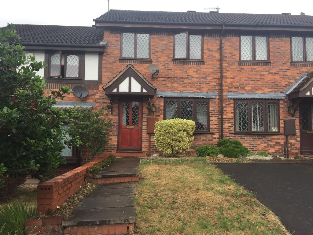 2 Bedrooms Semi Detached House for sale in Whinchat Grove, Kidderminster