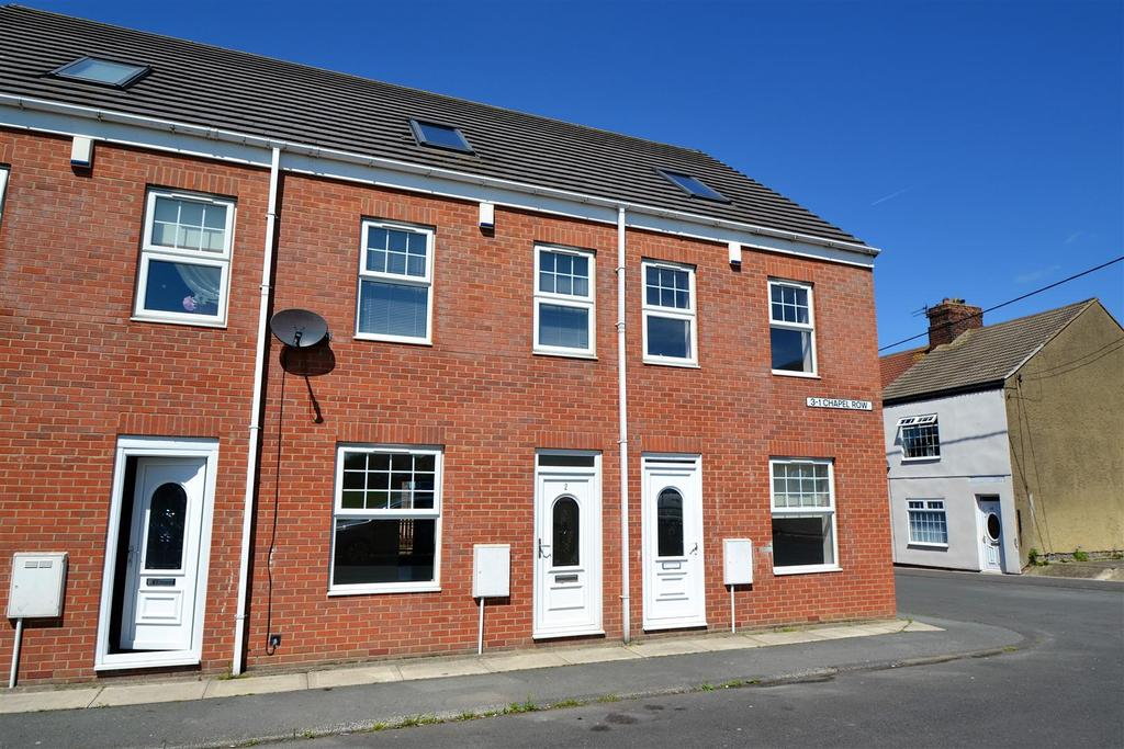 3 Bedrooms Town House for sale in Chapel Row, Middlestone Moor