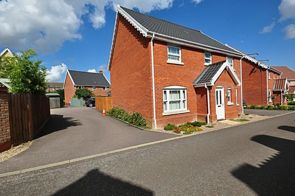 4 Bedrooms Detached House for sale in Crown Meadow, Kenninghall