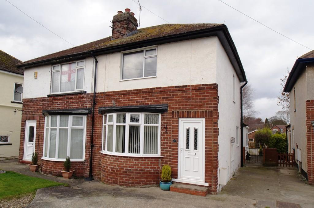 3 Bedrooms Semi Detached House for sale in 27 Linden Road, Scarborough
