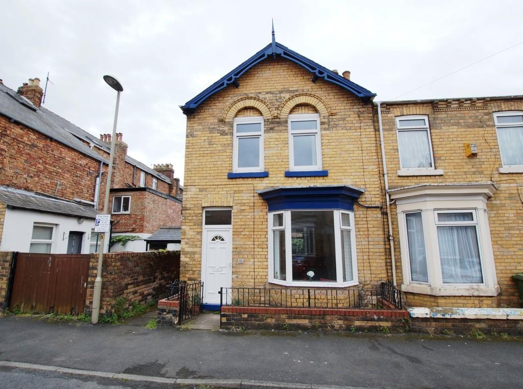 2 Bedrooms End Of Terrace House for sale in Caledonia Street Scarborough