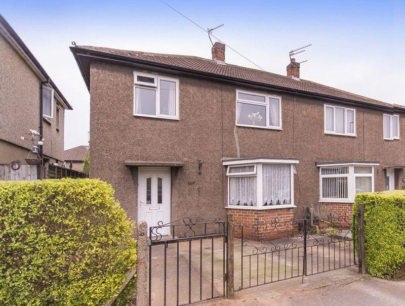 3 Bedrooms Semi Detached House for sale in PERTH STREET, BREADSALL HILLTOP