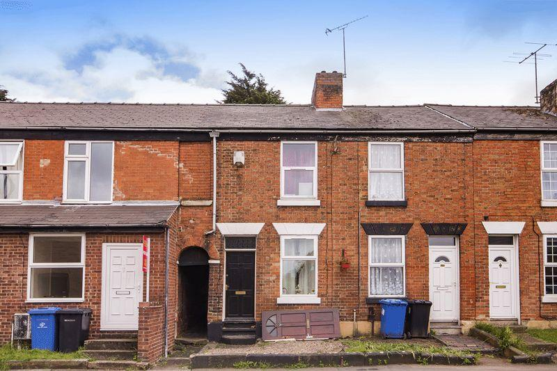 2 Bedrooms Terraced House for sale in ABBEY STREET, DERBY