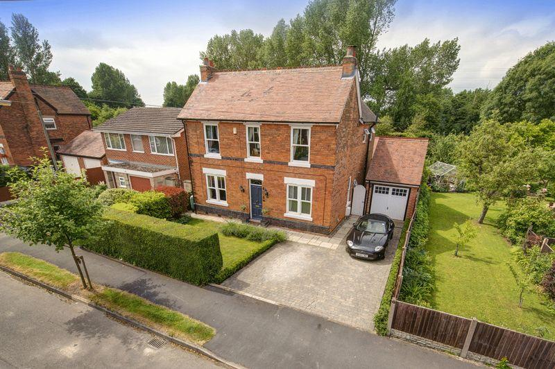 4 Bedrooms Detached House for sale in WEST AVENUE NORTH, CHELLASTON