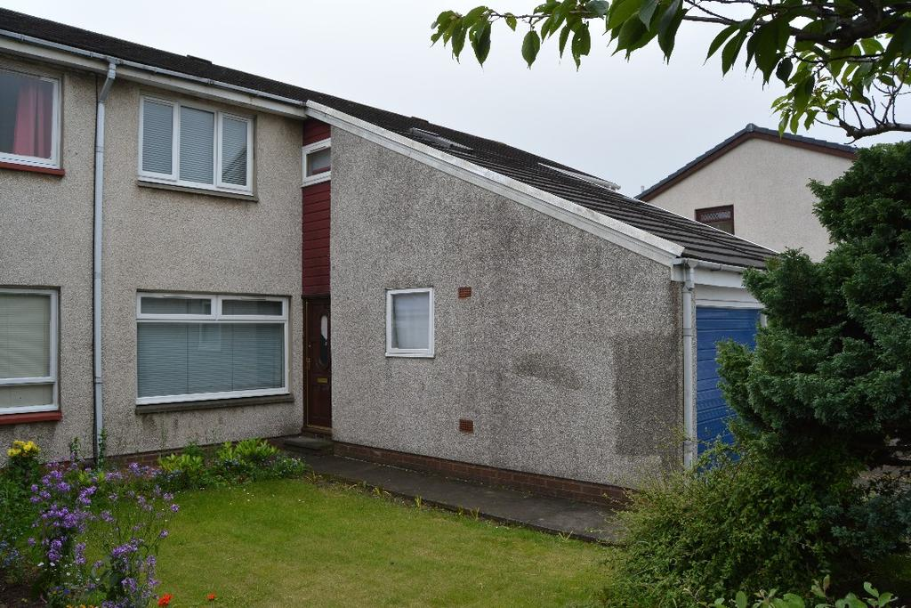 3 Bedrooms Terraced House for sale in Roxburgh Place, Stenhousemuir, Falkirk, FK5 4UE