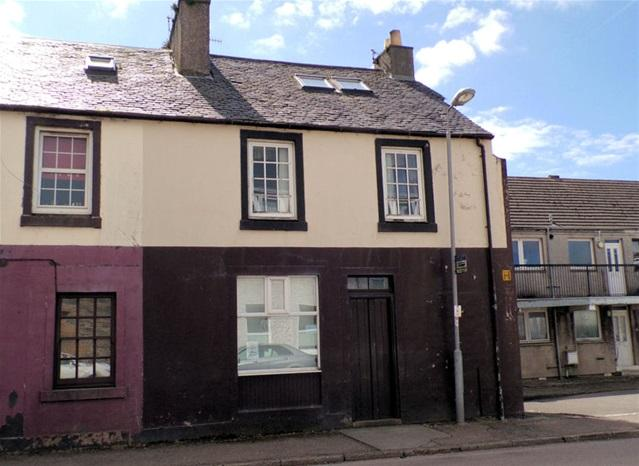 1 Bedroom House for sale in Saddell Street, Campbeltown