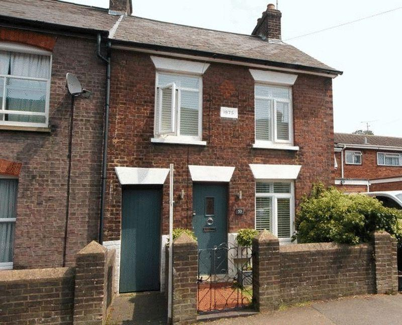 2 Bedrooms End Of Terrace House for sale in A Victorian Cottage In Slip End