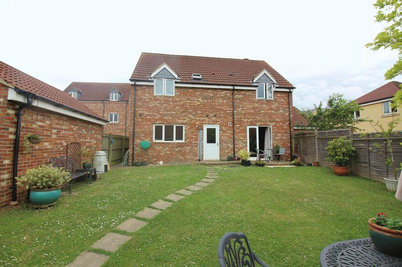 4 Bedrooms Detached House for sale in Wight Row, Portishead