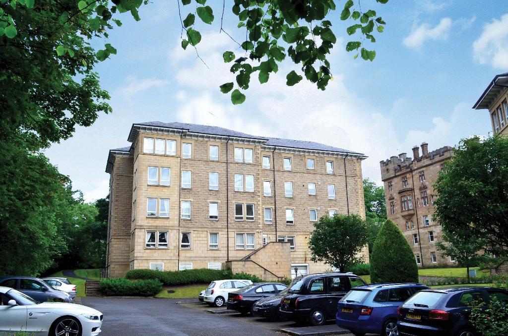 2 Bedrooms Flat for sale in Cleveden Road, Flat 2/3, Kelvindale, Glasgow, G12 0JN