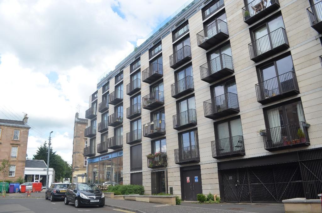 1 Bedroom Flat for sale in Montague Street, Flat 5/1, Woodlands, Glasgow, G4 9HU