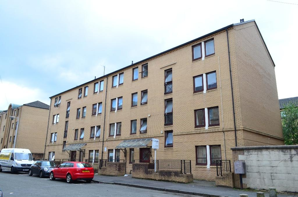 1 Bedroom Flat for sale in Lumsden Street, Flat 1/1, Yorkhill, Glasgow, G3 8RG