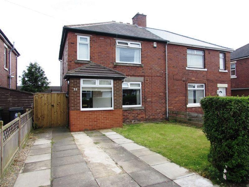3 Bedrooms Semi Detached House for sale in Collingwood Avenue, Wallsend - Three Bedroom, Semi-Detached House