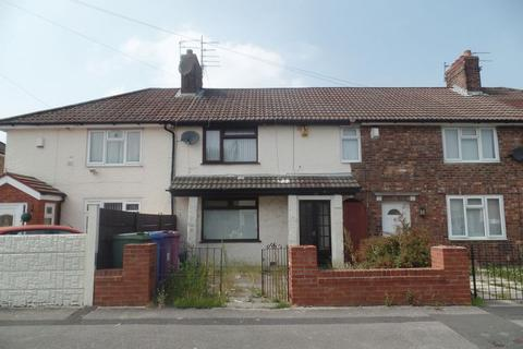 3 bedroom terraced house for sale - 19 Colesborne Road, Liverpool
