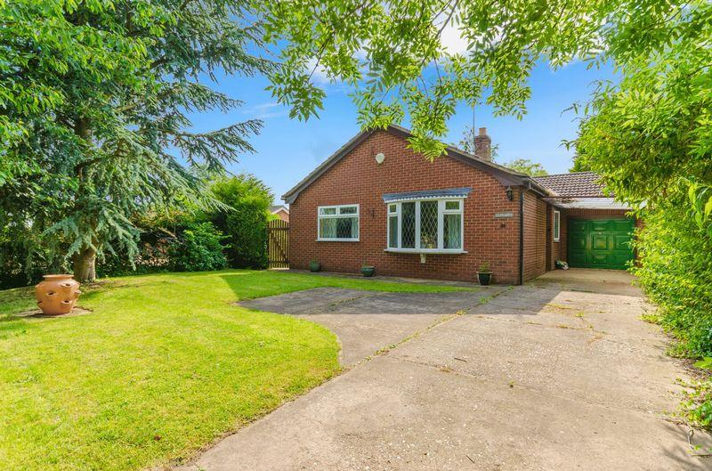 3 Bedrooms Detached Bungalow for sale in Halton Fenside, Halton Holegate