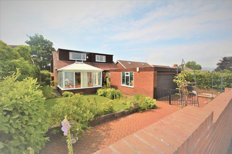 3 Bedrooms Detached House for sale in Milnrow Road, Littleborough