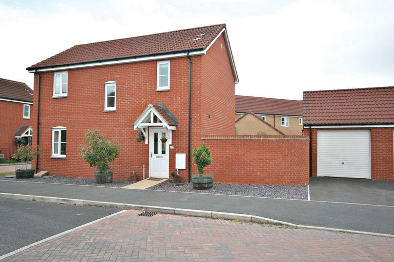 3 Bedrooms Detached House for sale in Merino Way, Bridgwater