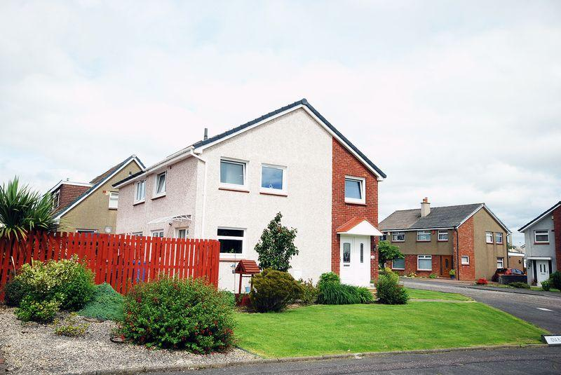 3 Bedrooms Semi-detached Villa House for sale in 9 Eriskay Place, Kilmarnock KA3 2JE